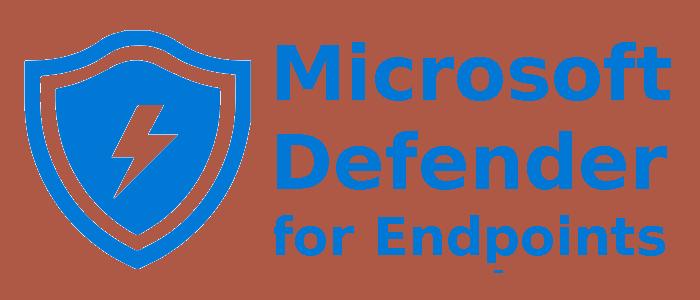 MS Defender for Endpoints